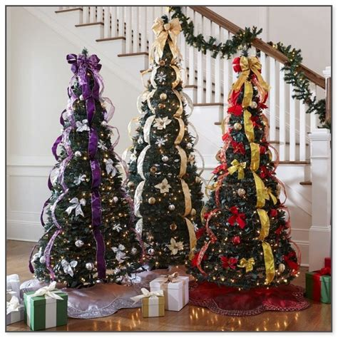 decorated christmas trees sale