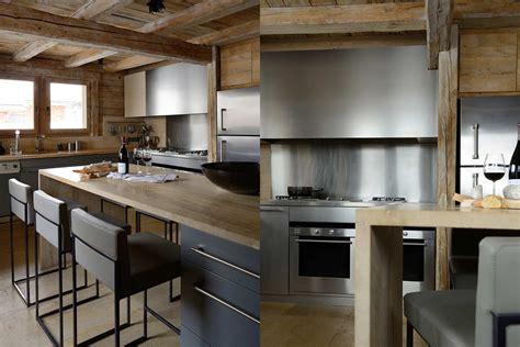 cuisine blanc cuisine cuisine blanc mur gris inspiration deco cuisine