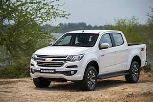 """มาแล้ว """"New Chevrolet Colorado"""" อัพเกรดเครื่อง 2.5 ลิตร ..."""
