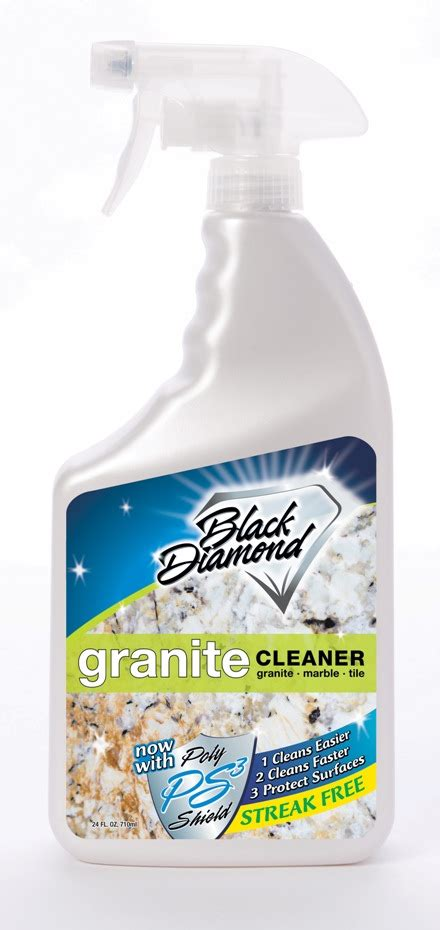 stay at home black granite cleaner review