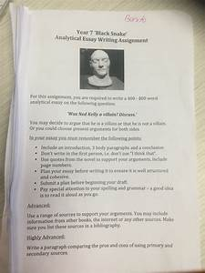 College Essay Thesis Ned Kelly Essay And Education Essay On Yourself What Is A Thesis Of An Essay also Persuasive Essay Thesis Ned Kelly Essay Self Improvement Essay Ned Kelly Essay And Answers  Essay On Business Communication
