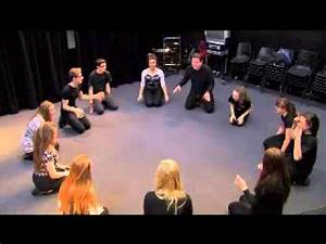 Theatre Game #14 - Frog In The Pond. From Drama Menu ...