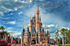 Disney Castle Backgrounds - Wallpaper Cave