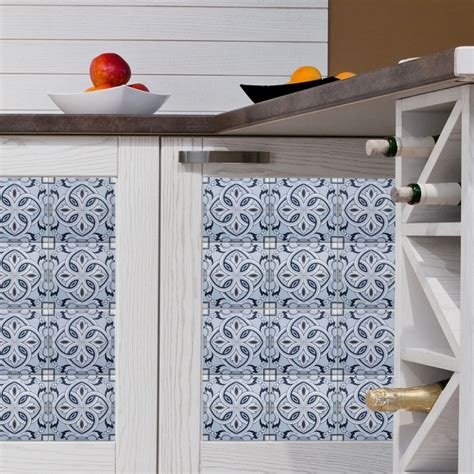 portugal tiles stickers lagos set   tile decals