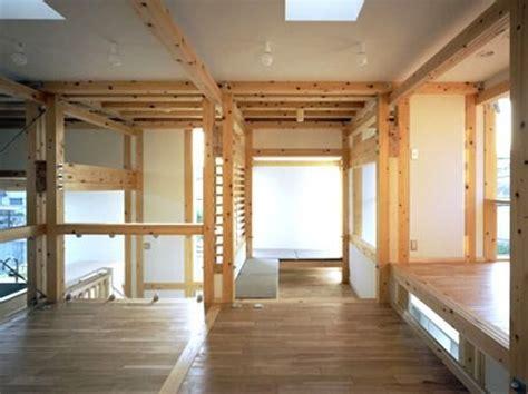 modern japanese home borrows      eco twist inhabitat green design