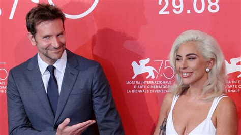 Bradley Cooper, Lady Gaga Bonded Over Their Italian Roots