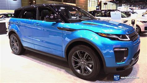 range rover evoque landmark edition exterior