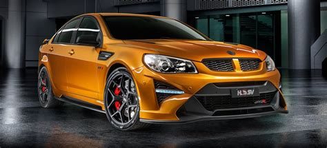 This example with 19 kilometres on the odometer is. HSV CONFIRMS NEW GTS-R AND GTS-R W1 HERO MODELS