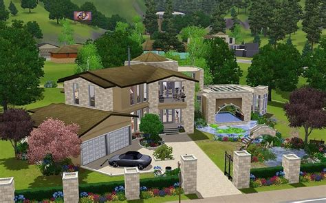 doubt    amazing sims home sims house sims