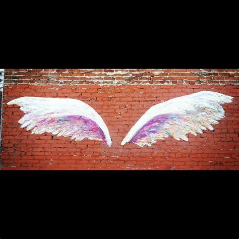photographed  angel wing graffiti google search