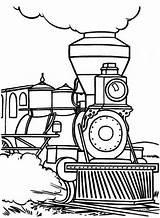 Train Steam Coloring Pages Trains Walk Drawing Line Cartoon Simple Begin Engine Railroad Cliparts Netart Express Getdrawings Mahal Taj Yahoo sketch template