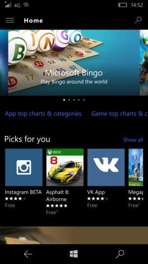 install apps microsoft lumia 950 windows 10 device