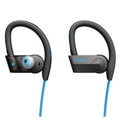 Jabra Sport Pace Wireless Music Earbuds Blue (Manufacturer Refurbished)