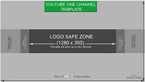 getting started with the new youtube one channel design With youtube channel picture template