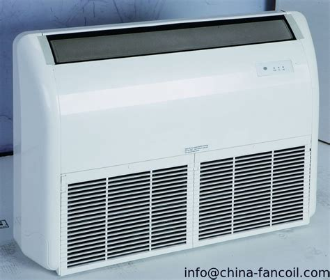 chilled water fan coil unit water chilled ceiling floor type fan coil unit 300cfm