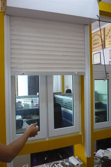 china pvc casement window  shutters  pictures