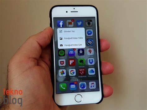 iphone 6s 3d iphone 6s ve iphone 6s plus ta 3d touch 246 zelliğini