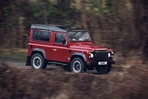 Nouveau Land Rover Defender : nouveau land rover defender works v8 actualit automobile motorlegend ~ Medecine-chirurgie-esthetiques.com Avis de Voitures