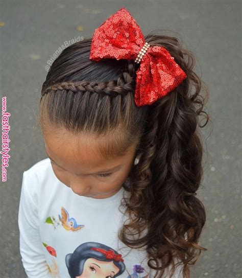 45 Cool Hairstyles For Little Girls Eazy Glam