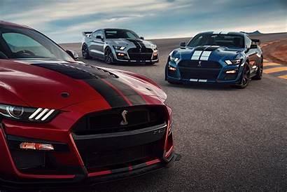 Mustang Shelby Gt500 Ford Mighty Roar Hear
