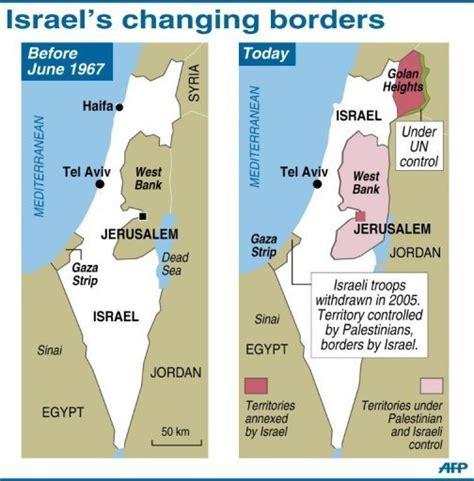 israel palestine conflict timeline palestine israel map timeline