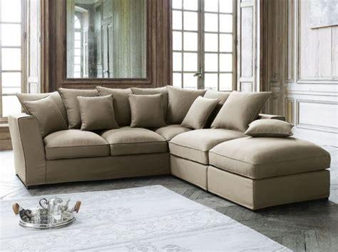canape d angle maison du monde canapé d 39 angle beige salon living room