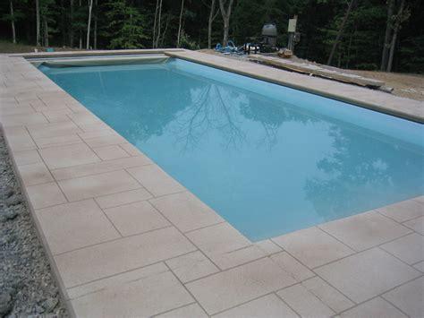 Stamped Concrete Pool Deck  Blackwater Concrete