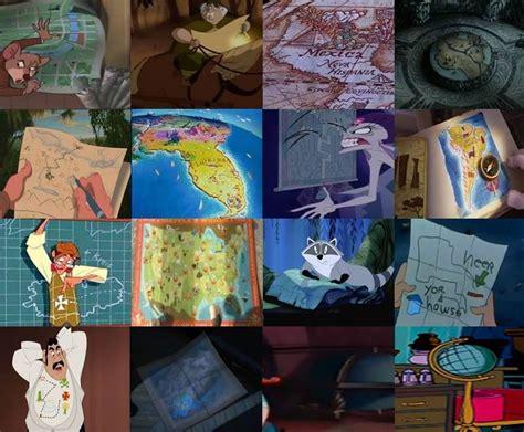 disney maps in part 2 by dramamasks22 on deviantart