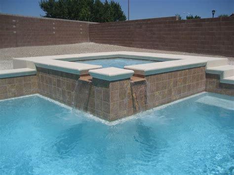 spa spillways images  pinterest spa pools