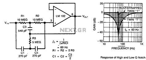 Audio Filter Circuit Circuits Next