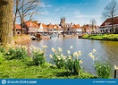 Historic Town Of Sluis, Zeelandic Flanders Region ...