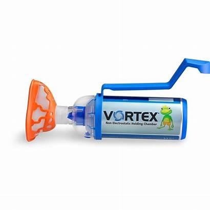 Inhalation Chambre Vortex Pcmad