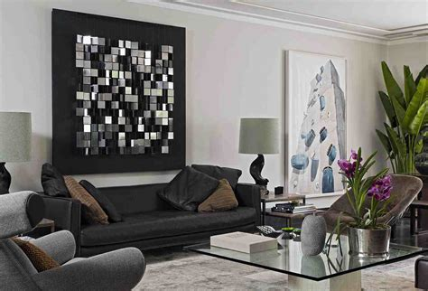 Arts For Living Room Wall Decorating Ideas