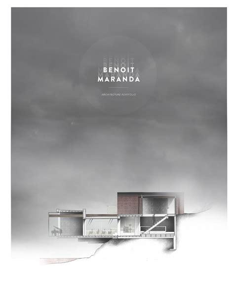 13246 portfolio design cover portfolio 2015 by benoit maranda issuu