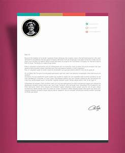 Free creative infographic resume template with cover for Free creative cover letter templates