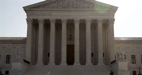 Supreme Court To Hold May Oral Arguments By Teleconference ...