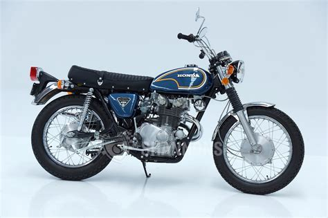 Honda Cl450 'scrambler' Dohc Motorcycle Auctions