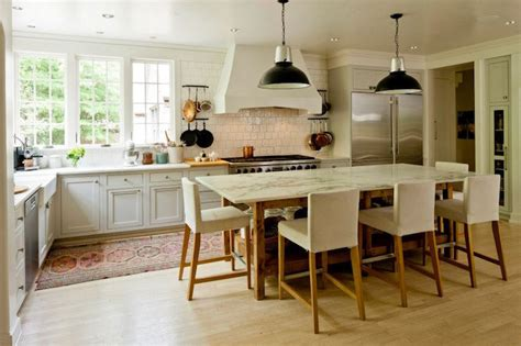 Beadboard Kitchen Hood With Corbels  Transitional  Kitchen