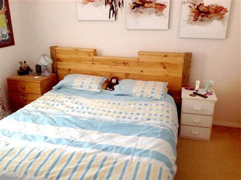 headboard with lights diy pallet bed with headboard and lights