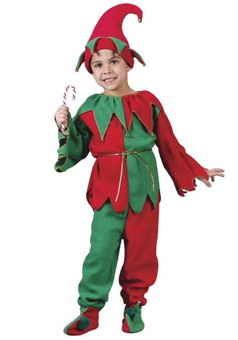 kids holiday elf costume christmas costumes for kids