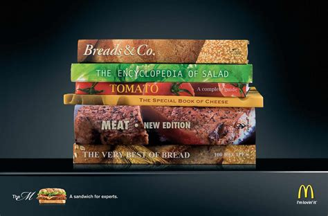 31creative Food Advertisements To Make You Hungry