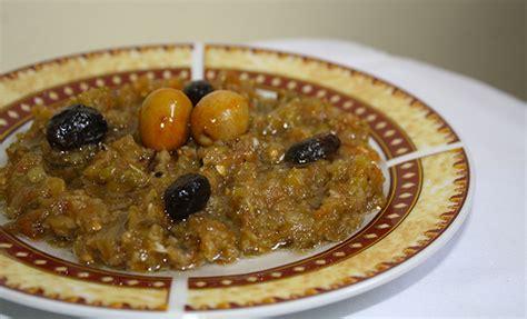 cuisine poivron recette slata mechouia tunisienne salade grillée