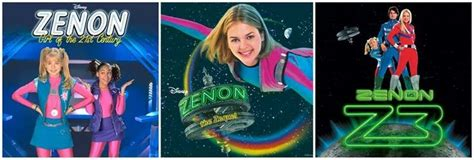 17 Best Images About Zenon Girl Of The 21st Century On