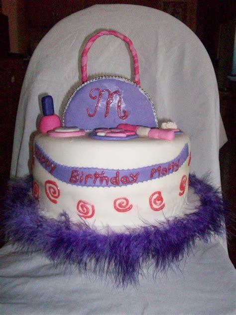 aimees cakes  girl purse    cake