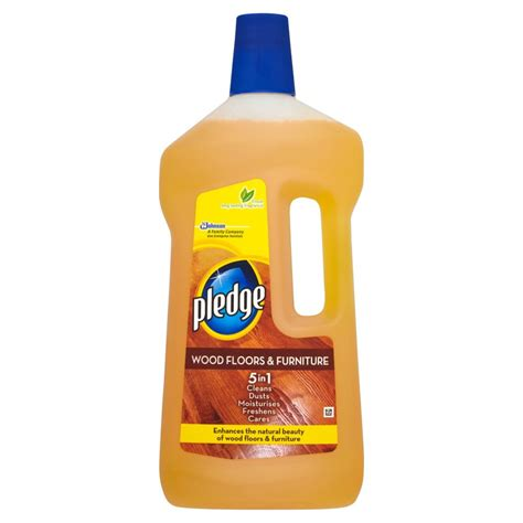floor cleaners for wood pledge 5in1 wood cleaner 750ml at wilko com