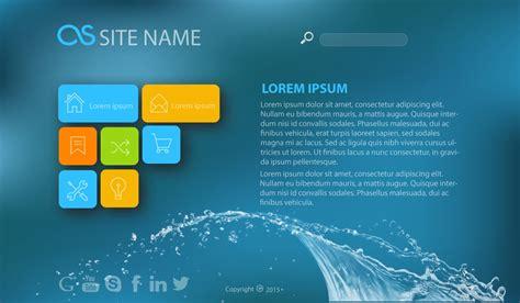 web designer tutorial illustrator tutorial graphic web design splash