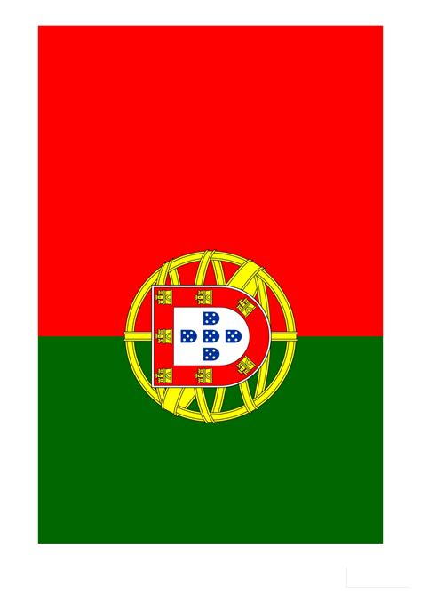 portugal flag templates  allbusinesstemplatescom