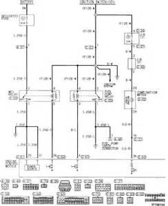 2002 mitsubishi galant fuel pump wiring diagram somurich