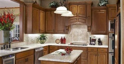 accessories for kitchen i the tile and back splash in this kitchen i think 4544