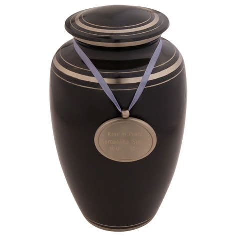 american eagle urn  ashes brass  metal urns